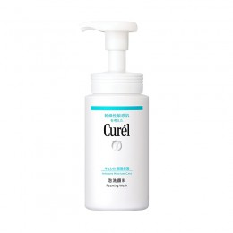 Curel Face Wash